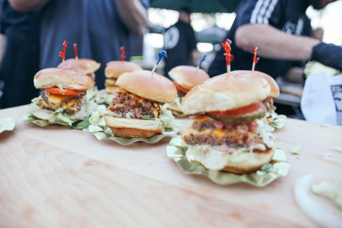 Orlando Burger Battle Beefs Up Best Of Competition At Festival Park