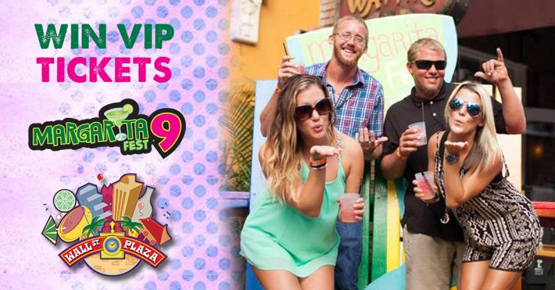 Wall St. Plaza | Win A Pair of VIP Tickets to Margarita Fest 9 from Wall Street Plaza!