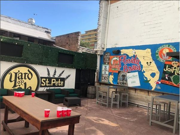 The Most Happening Bars in Downtown St. Pete