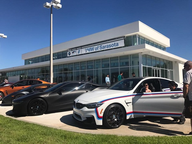 Bmw Of Sarasota Is Sleek Smart Sophisticated And The Ultimate Driving Machine