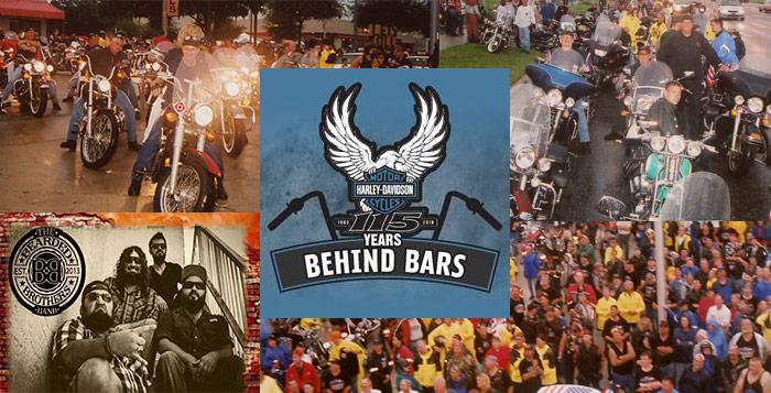 Harley-Davidson's 115th Anniversary Celebration Comes to Brandon