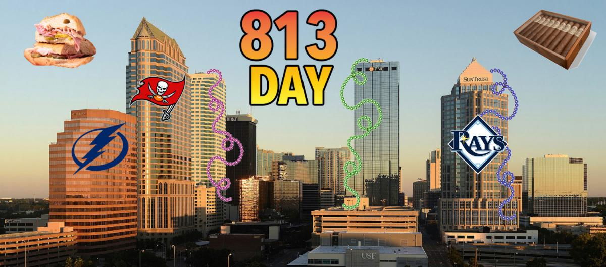 Become a Local by Checking Off This List For 813 Day!