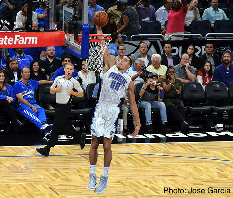 Orlando Sports Weekly Rundown with David Baumann: Magic PF Aaron Gordon One-on-One