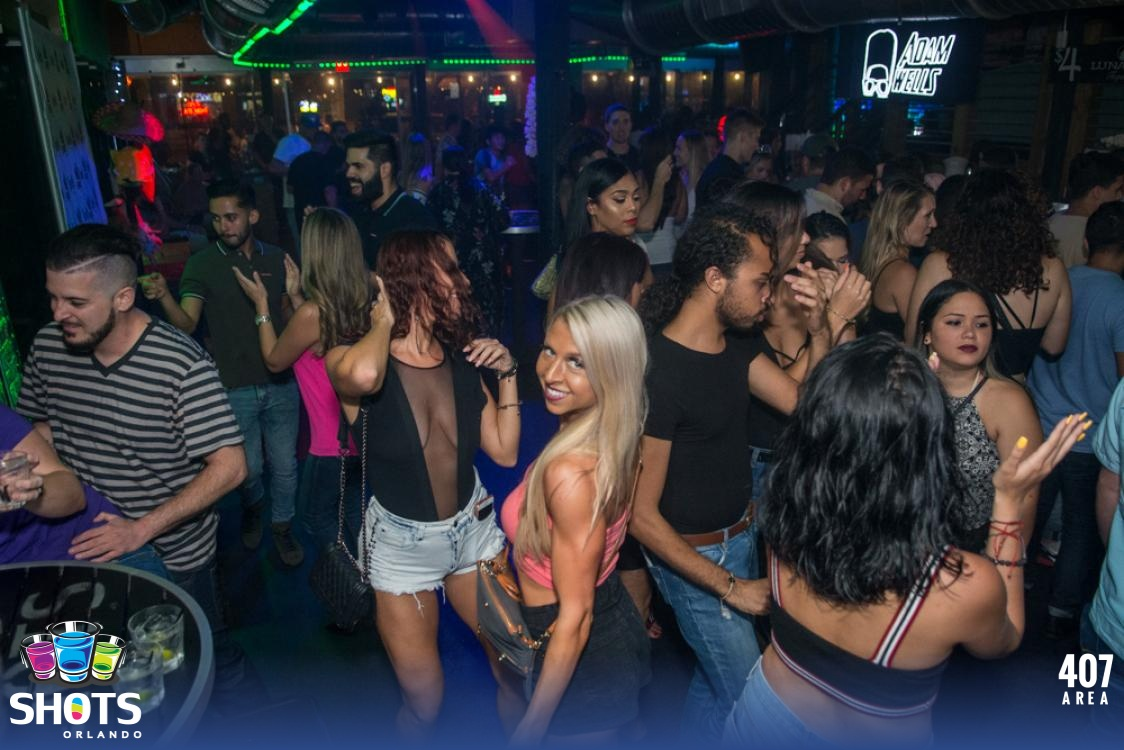SHOTS Orlando Throws An Indoor Backyard Barnival Shindig This Weekend