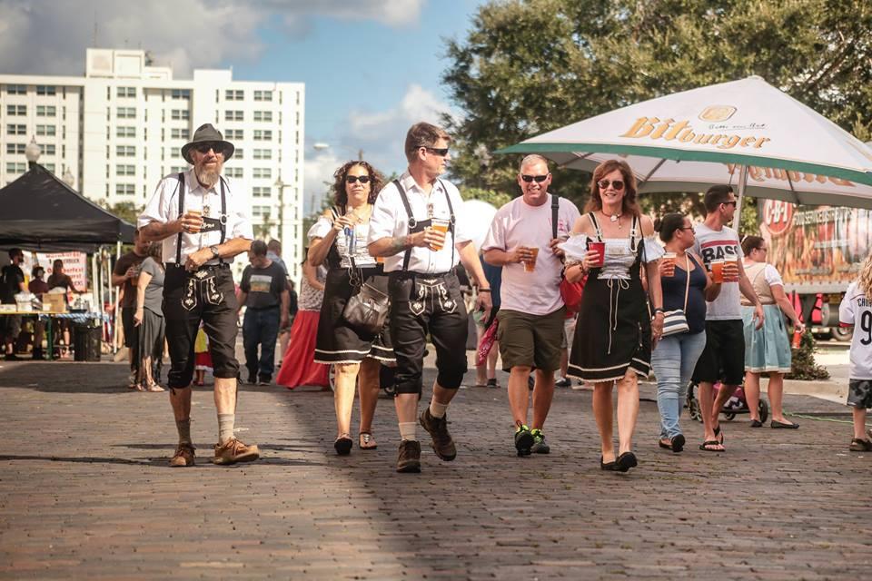 Don Your Lederhosen For Hollerbucks Annual Oktoberfest Bash In Sanford