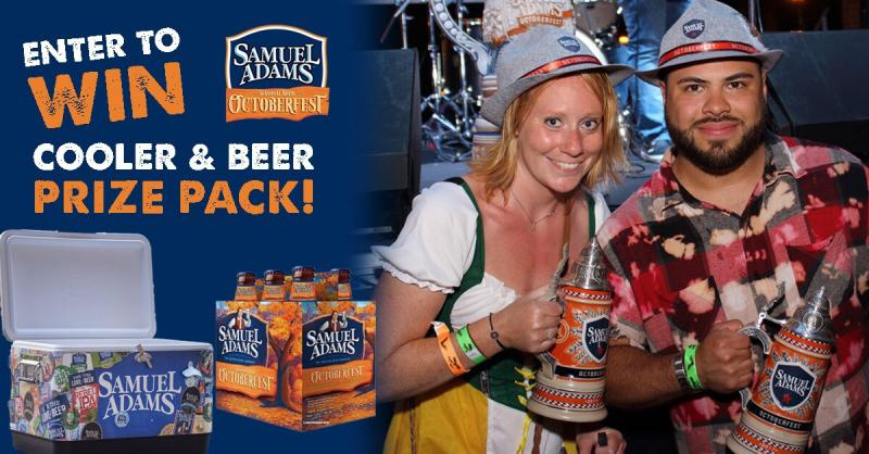 407area | Win a Sam Adams Cooler and Beer!