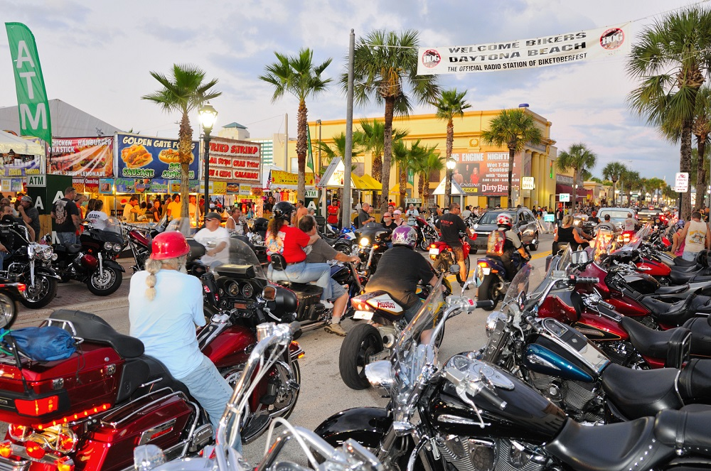Biketoberfest Events and More Things To Do in Daytona Oct. 17th - 21st