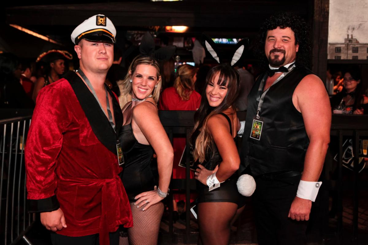 Top 18 Halloween Parties in Tampa for 2018