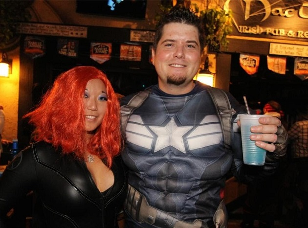 MacDinton's and Two Other Venues Host Comic & Cosplay Halloween Party in Downtown St Pete