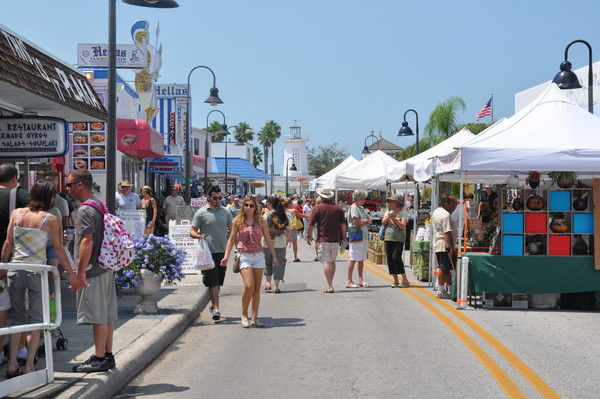 The Annual Sponge Docks Seafood Festival in Tarpon Springs is a Can't-Miss Weekend Event of Food, Music and Fun for All Ages