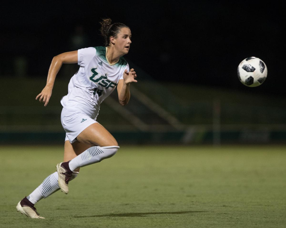 Is USF's Evelyne Viens The Best Athlete in Tampa Bay?