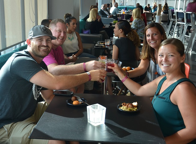 Enjoy Live Music and Great Drink Specials at Aloft Tampa Downtown in November