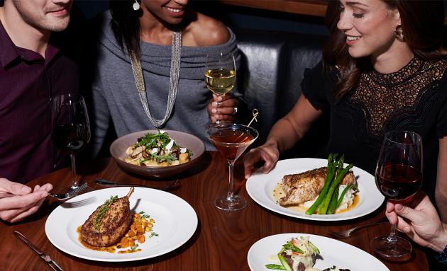 Del Frisco's Grille in Tampa – New Seasonal Tasting Menu & Wine Dinner
