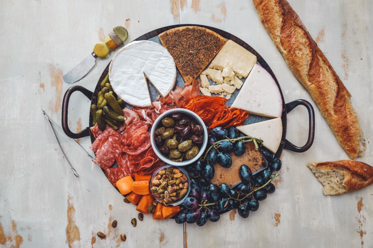 Where to Find The Most Delicious and Beautiful Charcuterie Boards in Tampa!