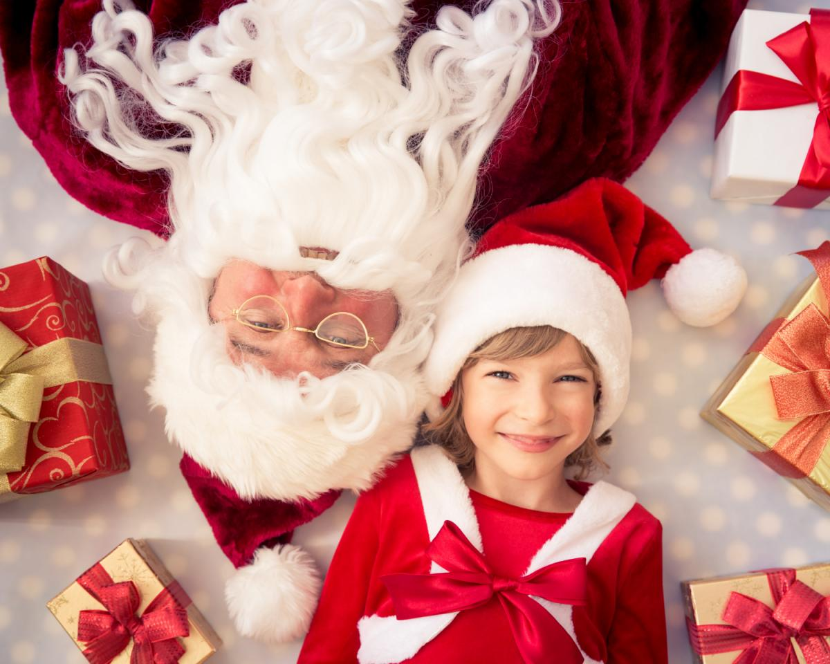 Tis the Season For Simply Events SantaFest at Loop West
