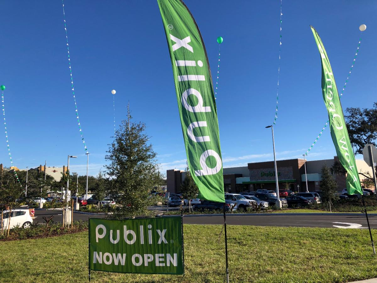 First Ever On Campus Publix Open at University of South Florida
