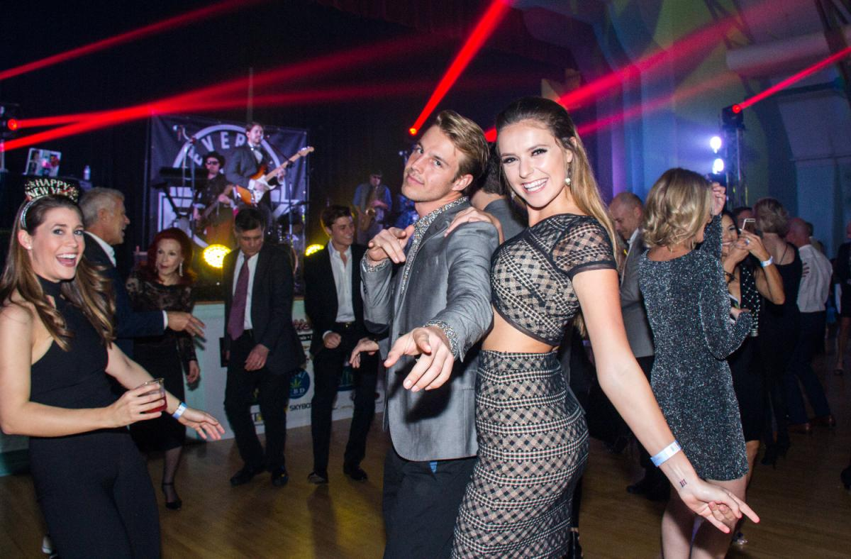 Lamborghini Sarasota Presents: Sarasota's Biggest New Year's Eve Party at the Historical Sarasota Municipal Auditorium