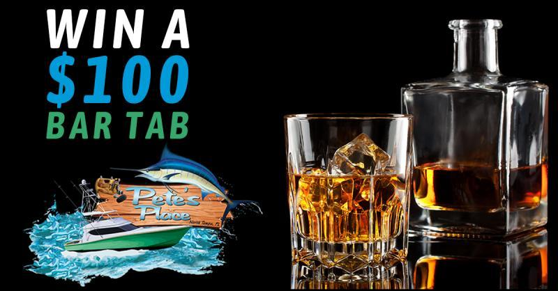 Pete's Place North | Win a $100 Bar Tab!