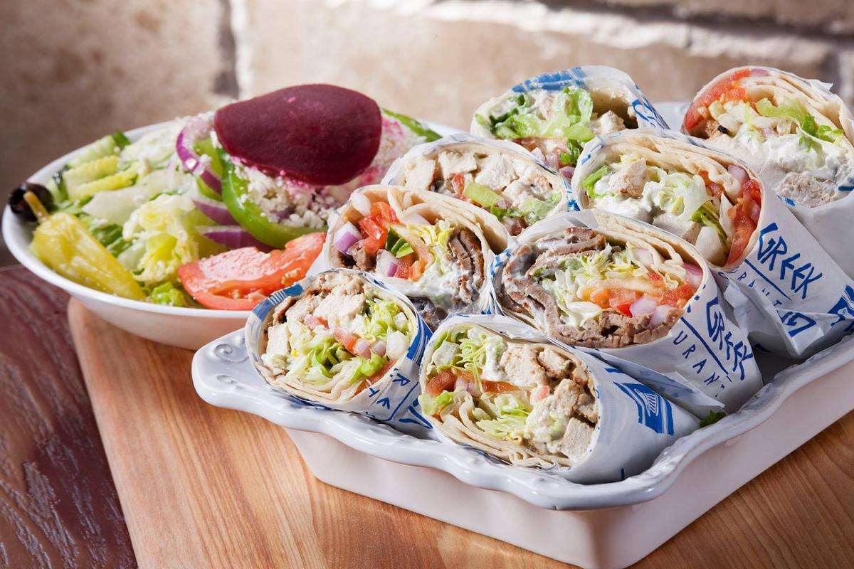 Charitable Giving is Big with Little Greek Fresh Grill Restaurants of Tampa Bay
