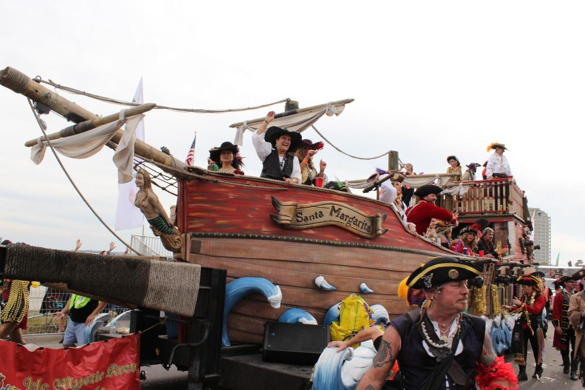 Get Ready for the Biggest Gasparilla Barrrr Crawl of Them All!