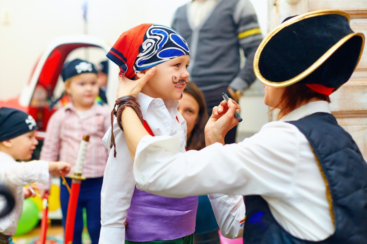 Celebrate the Return of Gasparilla at the Children's Gasparilla Parade and Extravaganza!