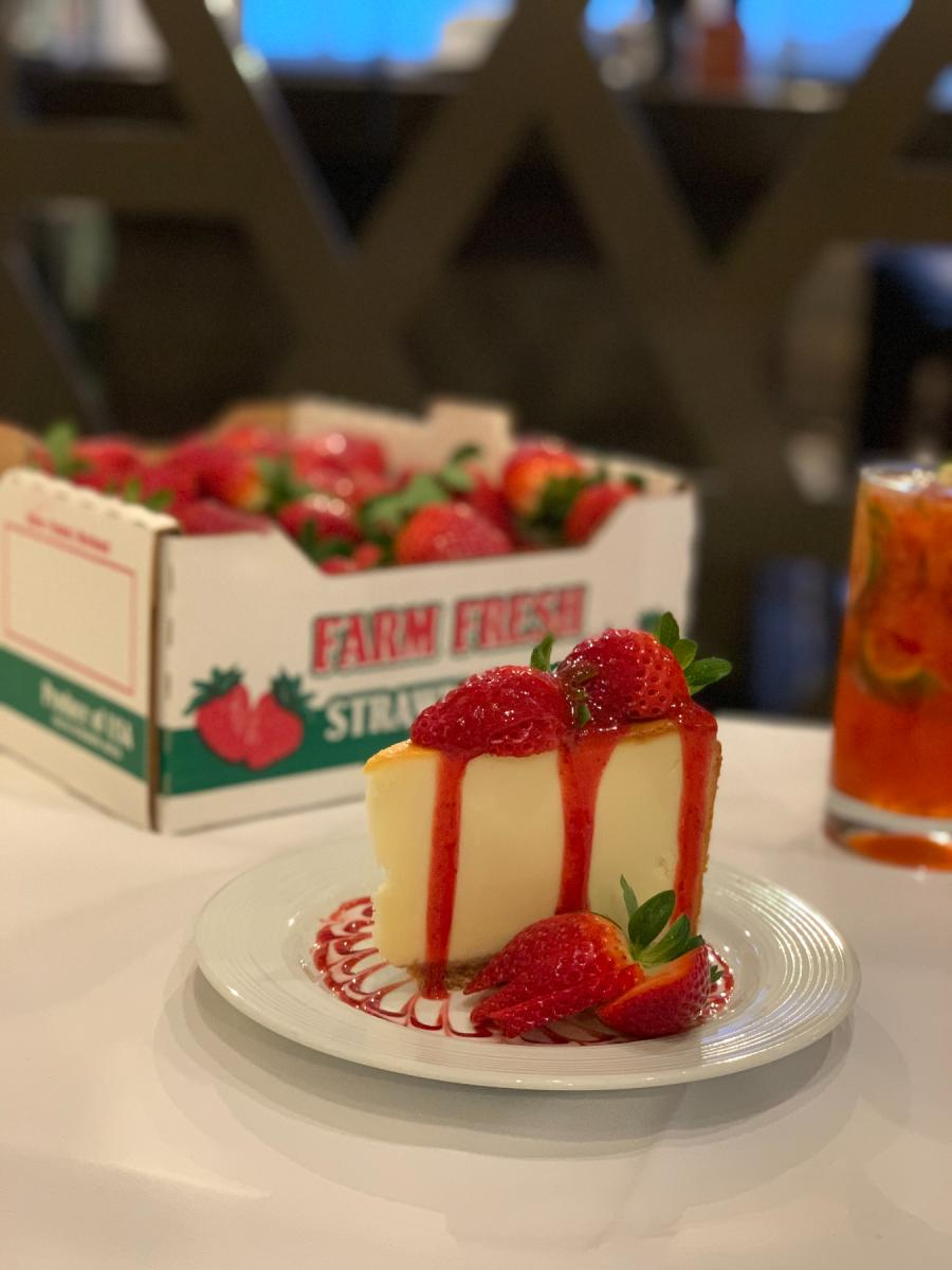 Pose, Photograph, and Post During Florida Strawberry Restaurant Week to Win a VIP Weekend Getaway for Two