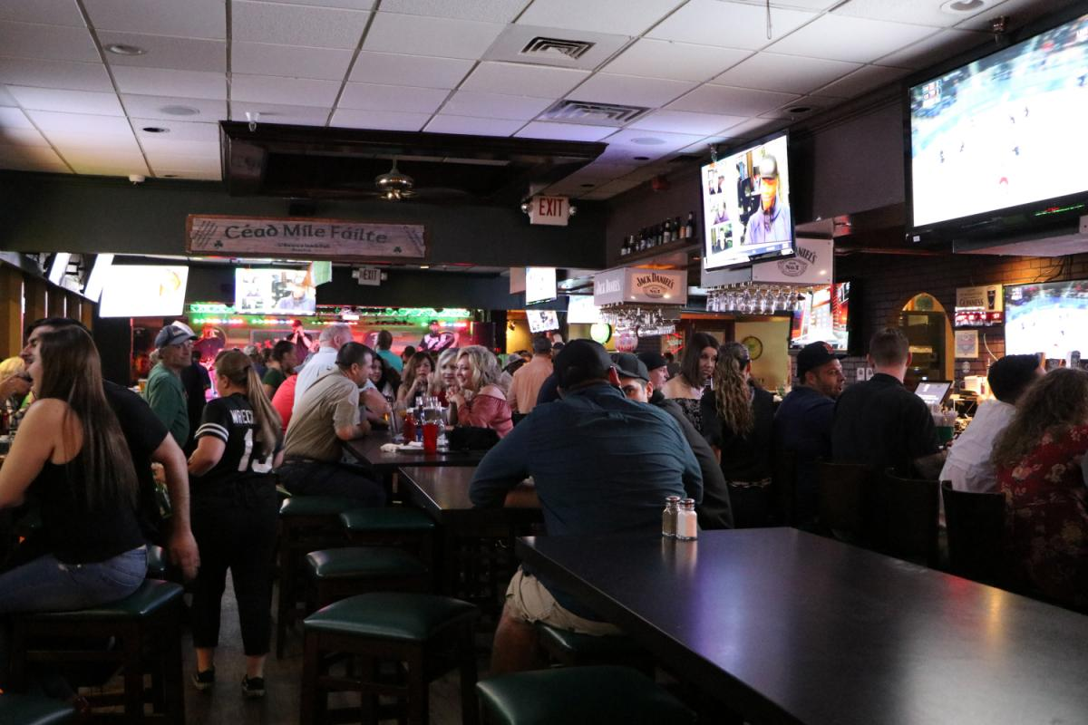 O'Brien's Irish Pub & Grill in Brandon Can Host Your Next Party!