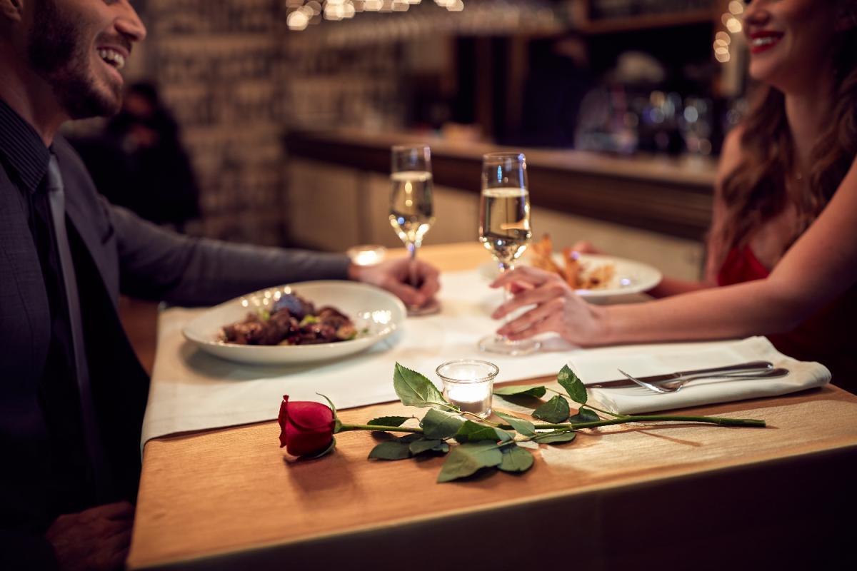 Romantic Restaurants for Valentine's Day in Wilmington