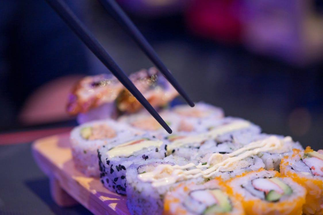 BluWave Sushi is a New Wave of Deliciousness!