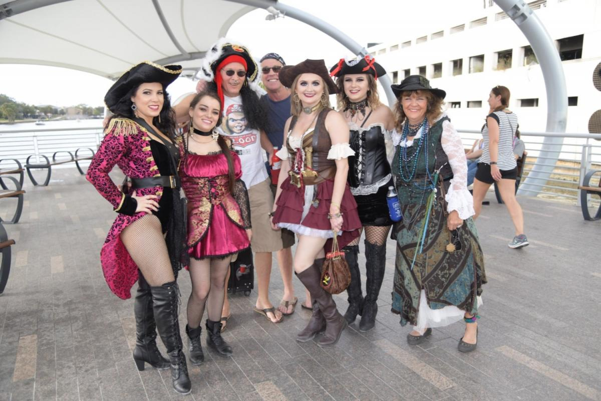 The Coolest Events and Things To Do for Gasparilla in Tampa | January 24th-27th