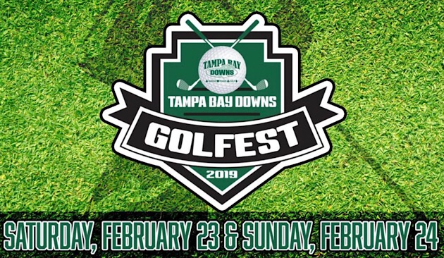 Tampa Bay Downs Hosts 9th Annual Golfest February 23-24 in Tampa
