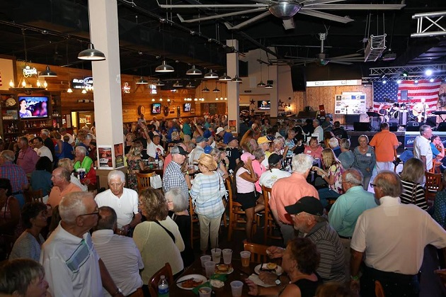 Everything Buffalo Party Returns to Sarasota!