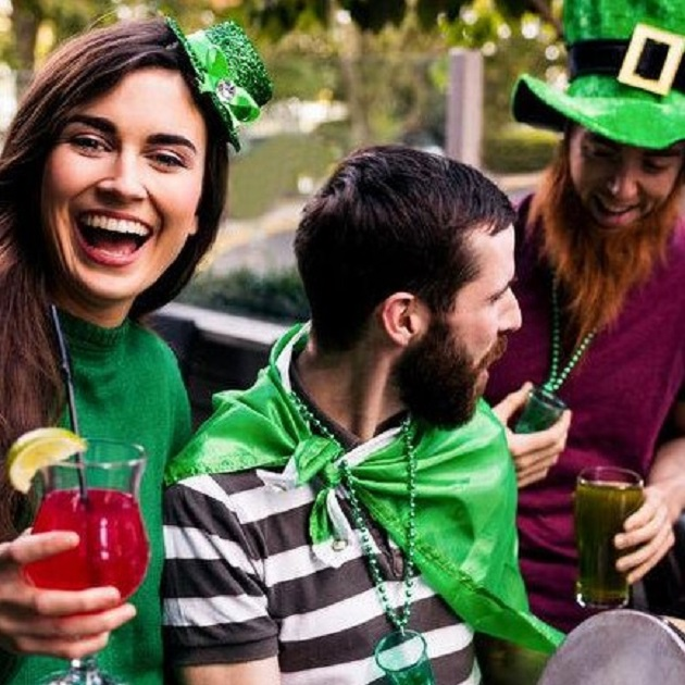 Downtown Crawlers 3rd Annual River O'Green Scavenger Hunt is the Best Way to Get Your Leprechaun Party On!