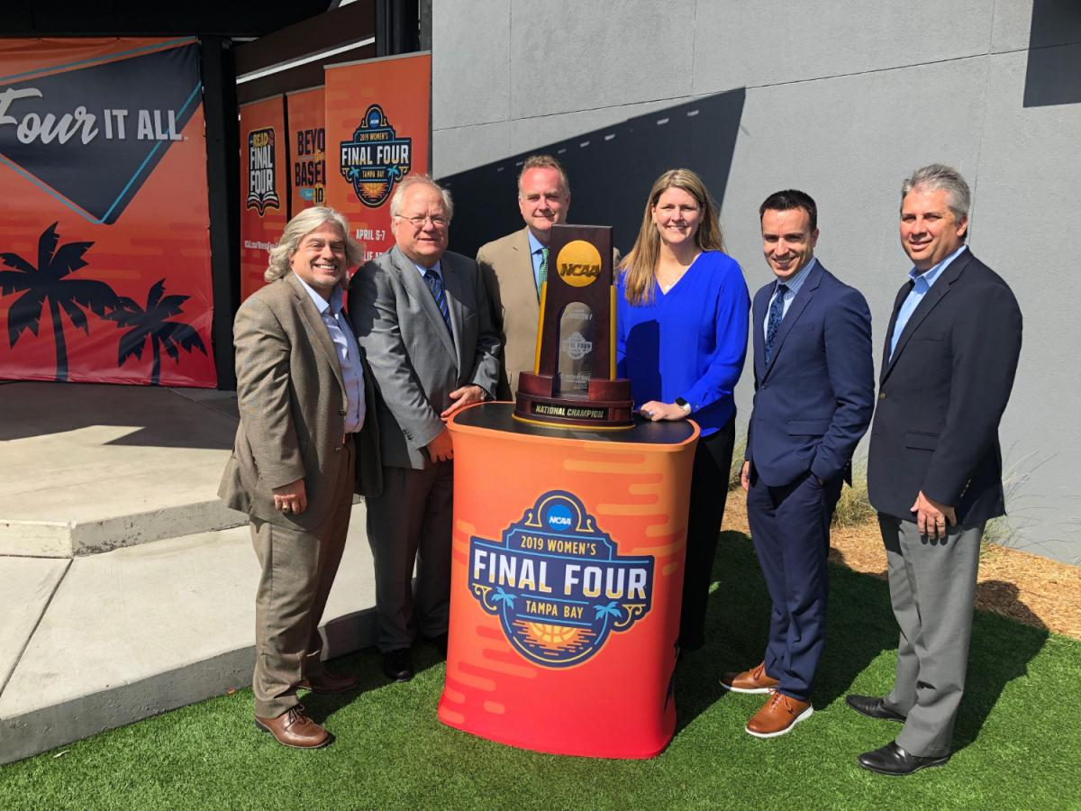 Women's Final Four Comes to Tampa April 5th-7th With Events for Everyone