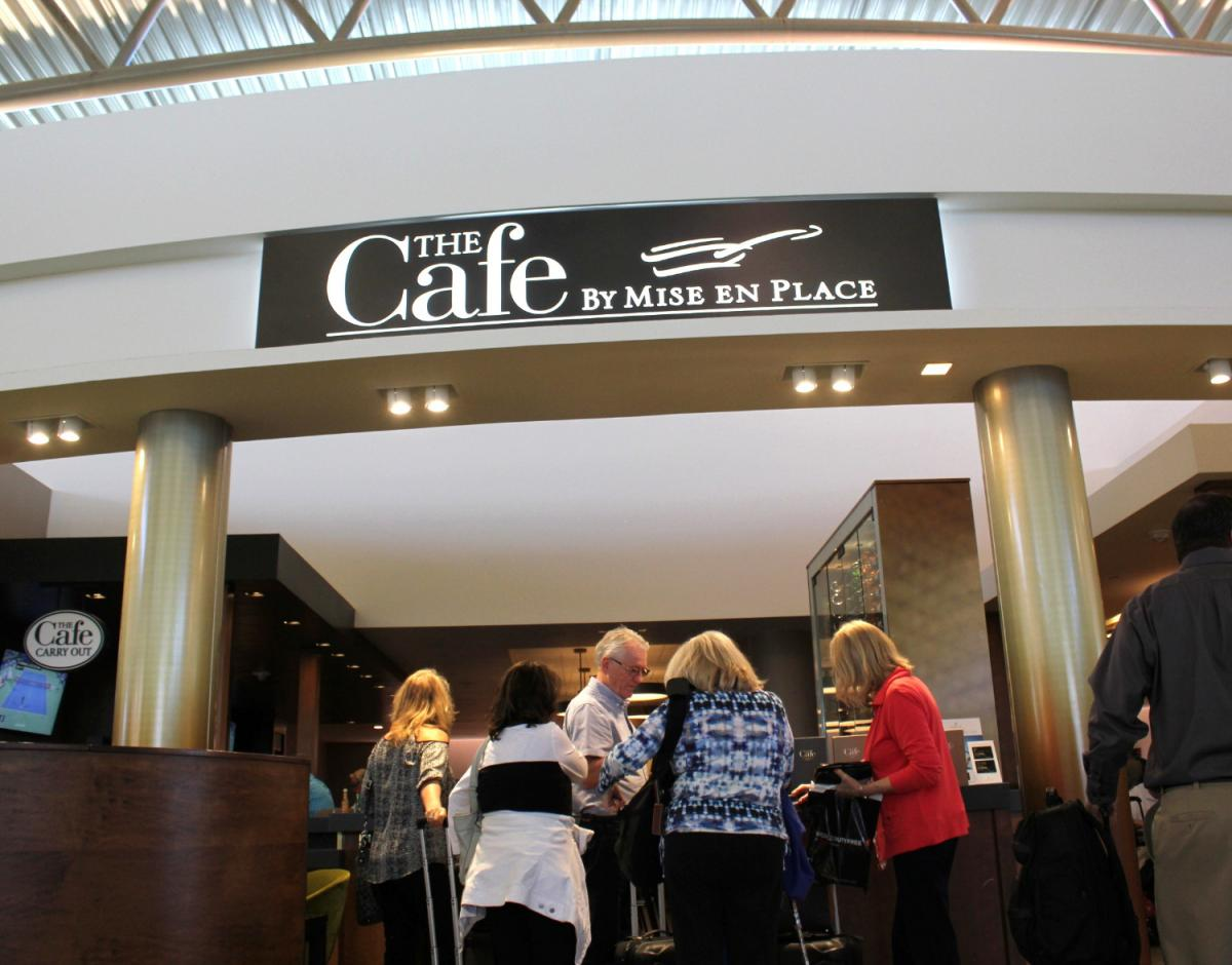 New Shops, Dining, and Amenities at Tampa International Airport Make Waiting for Your Delayed Flight More Fun