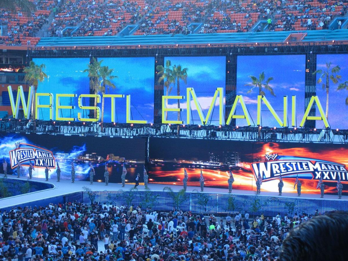 What WrestleMania 36 Coming to Tampa Bay in 2020 Means for Our Community