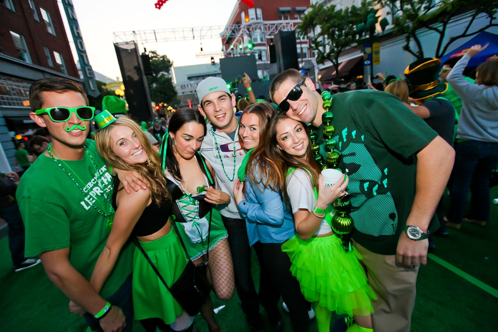 Luck of the Irish St. Paddy's Weekend Pub Crawl in St. Pete on March 16th