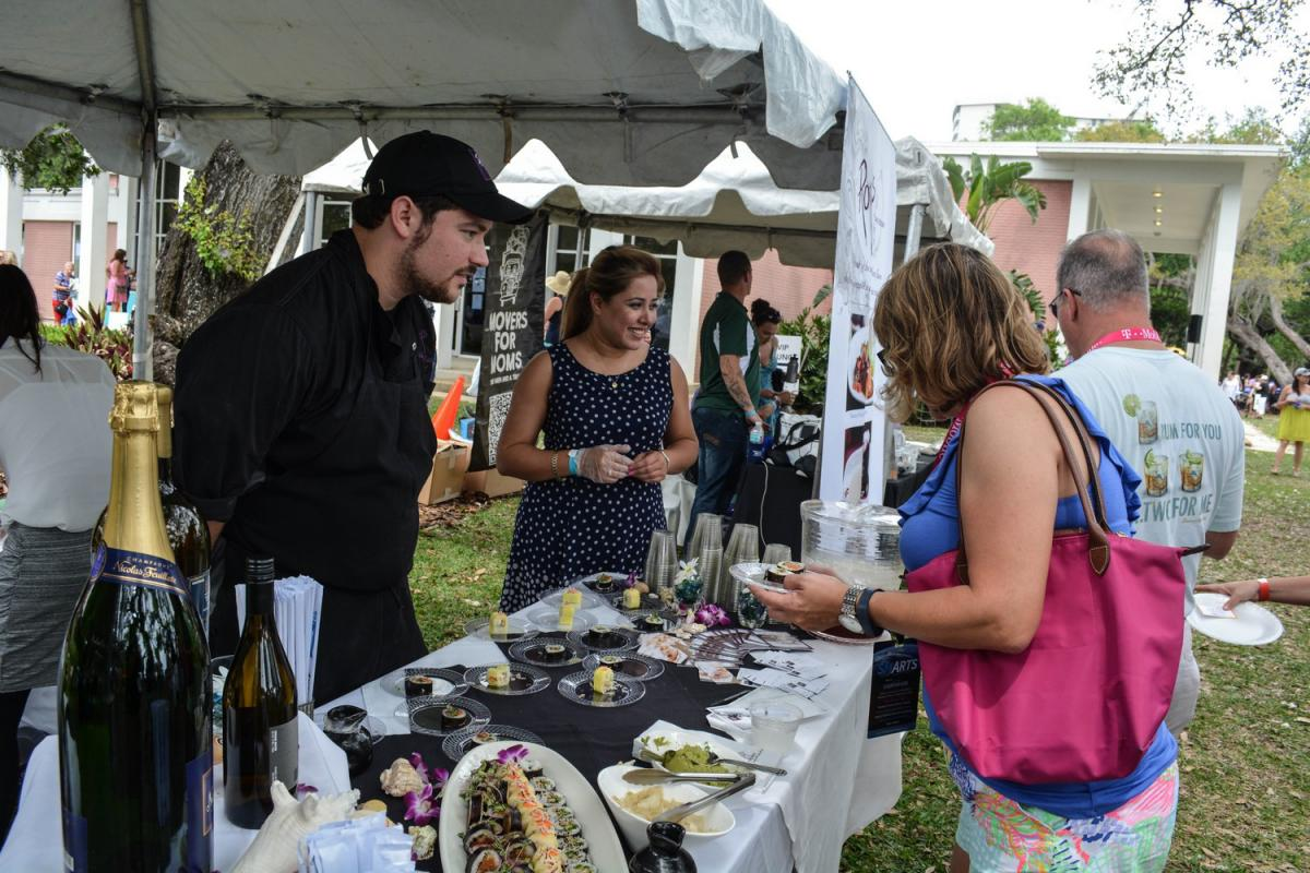 2019 Taste of South Tampa is Back with New Vendors and Bigger Flavors!