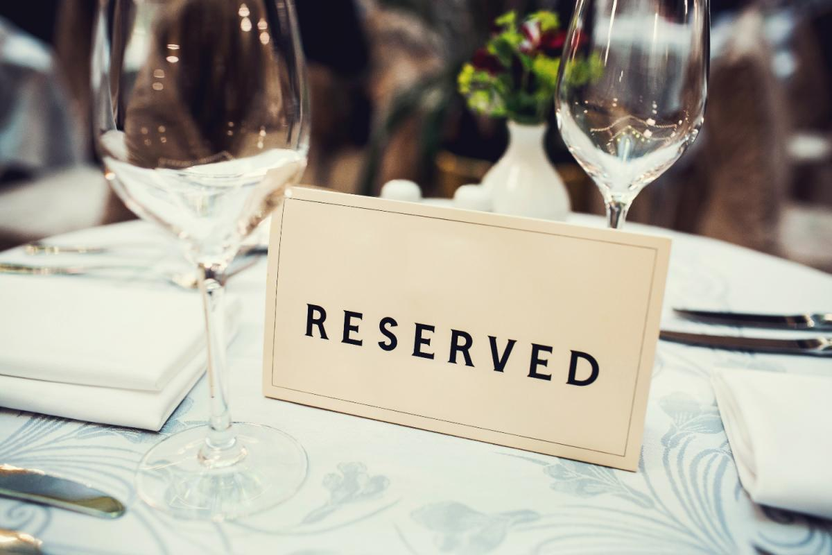 Restaurants that Require Reservations in Austin