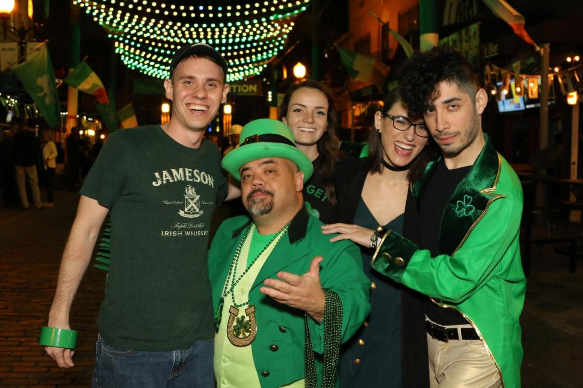 St. Patrick's Day Parties, Family Festivals, and More Things to Do In Orlando This Weekend