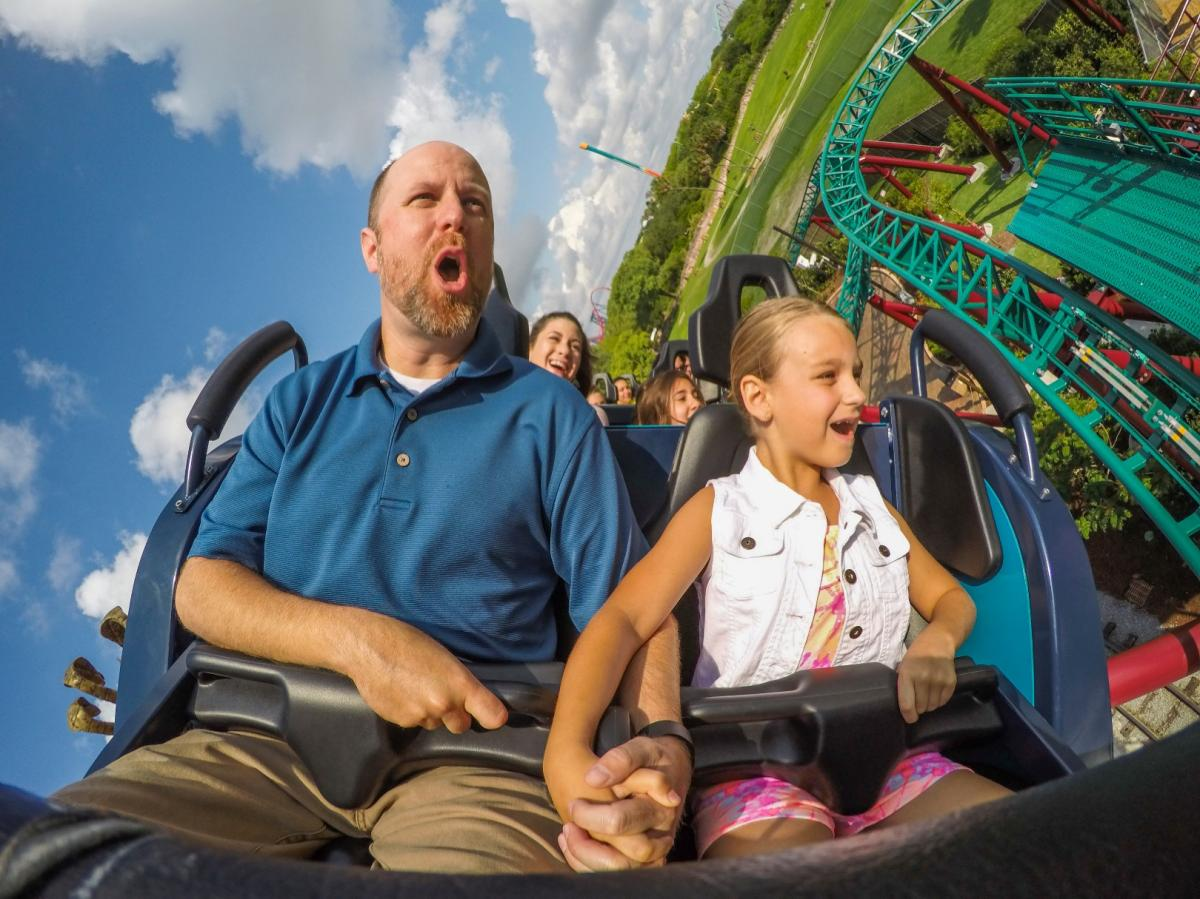 Busch Gardens in Tampa Reopens with Mask and Reservation Requirements