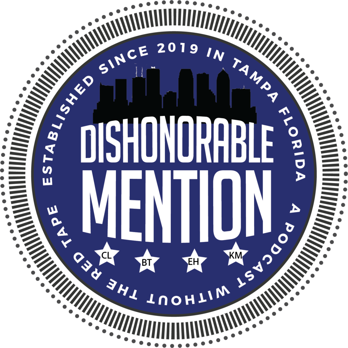Dishonorable Mention Podcast Episode 4: Tampa Mayoral Run-Off, State of The State, & Celebrities