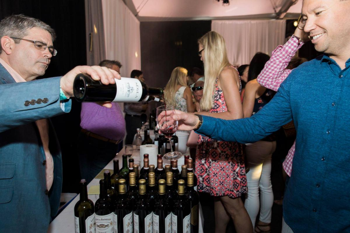 Bern's Winefest Brings Together Florida's Best Chefs and the World's Leading Wines for One Week of Delicious Decadence