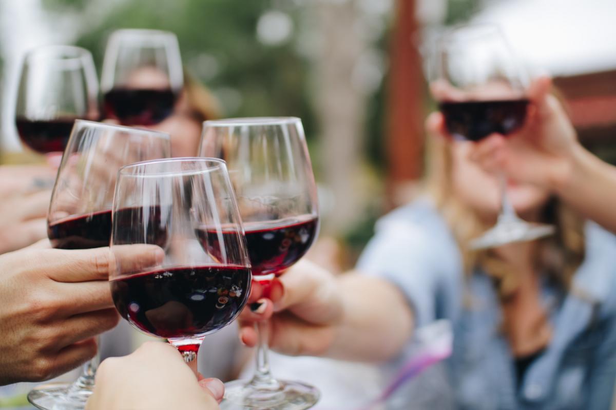 Festa Italiana Tampa Presents: Winefest