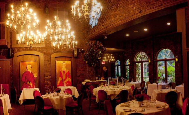 Romantic Restaurants in Manhattan
