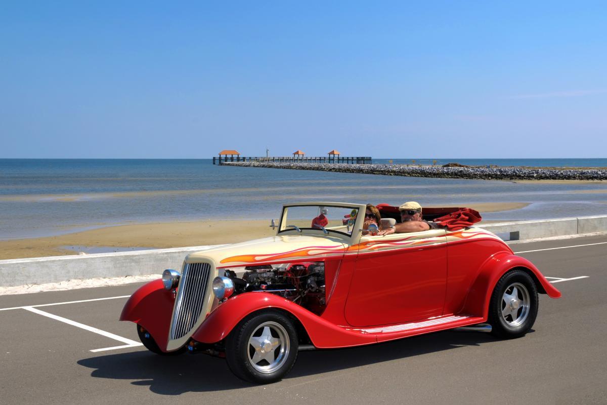 City of Gautier Cruisin' Through the Decades 2018: A Car Show