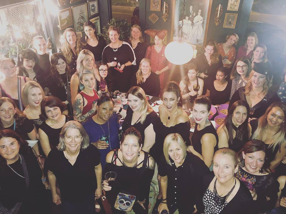 Ladies Heights Happy Hour is a Fun Way to Meet Friends and Network