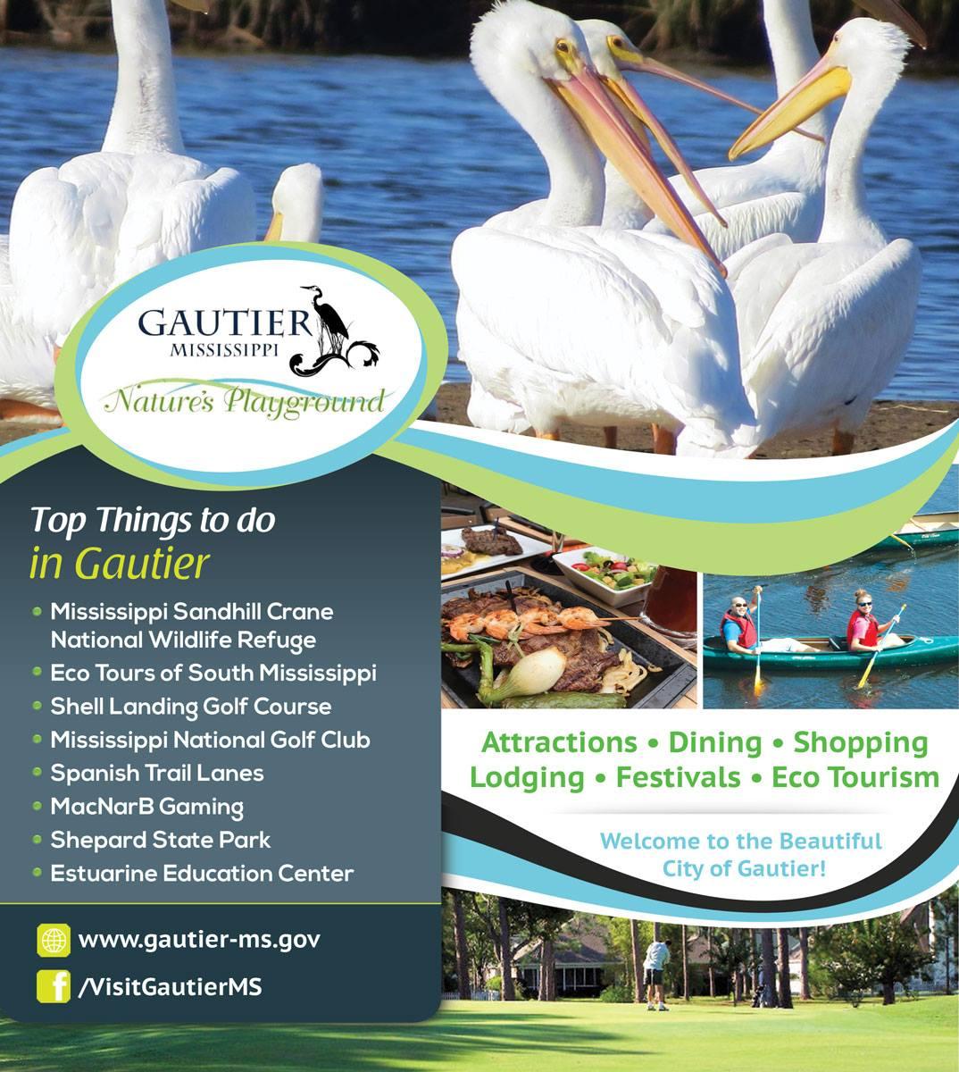 City of Gautier, MS Nature's Playground