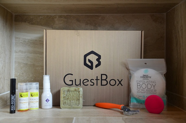 GuestBox Delights Hotel Guests with Special Welcome