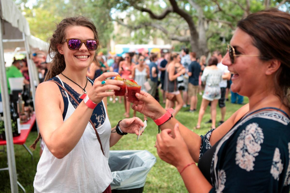 Do Sunday Brunch Right at the 2019 Tampa Bay Bloody Mary Festival